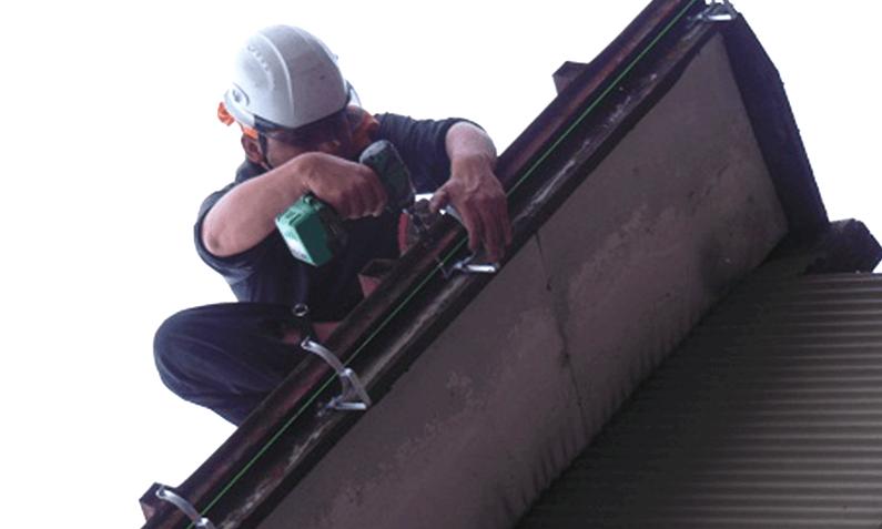 屋根の修理はお任せ下さい