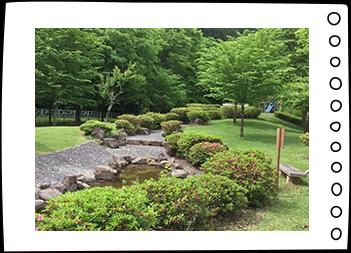 赤保木公園風景