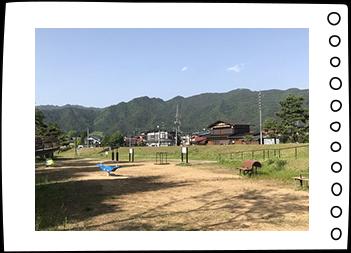 千代の松原公園風景