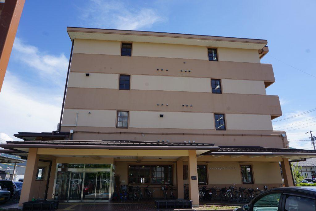 高山市にある総合福祉センター